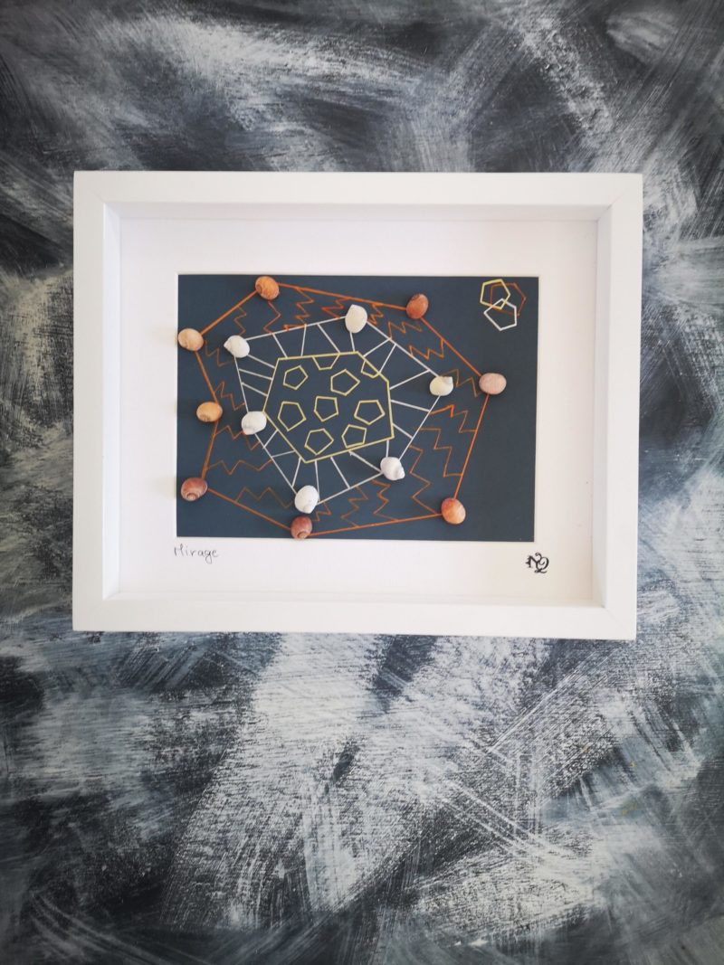 mirage geometric art