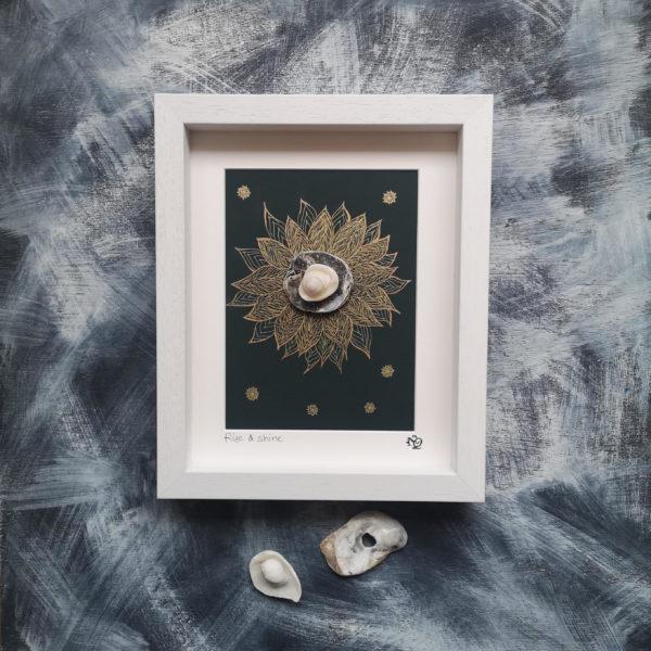 Flower art, special gift