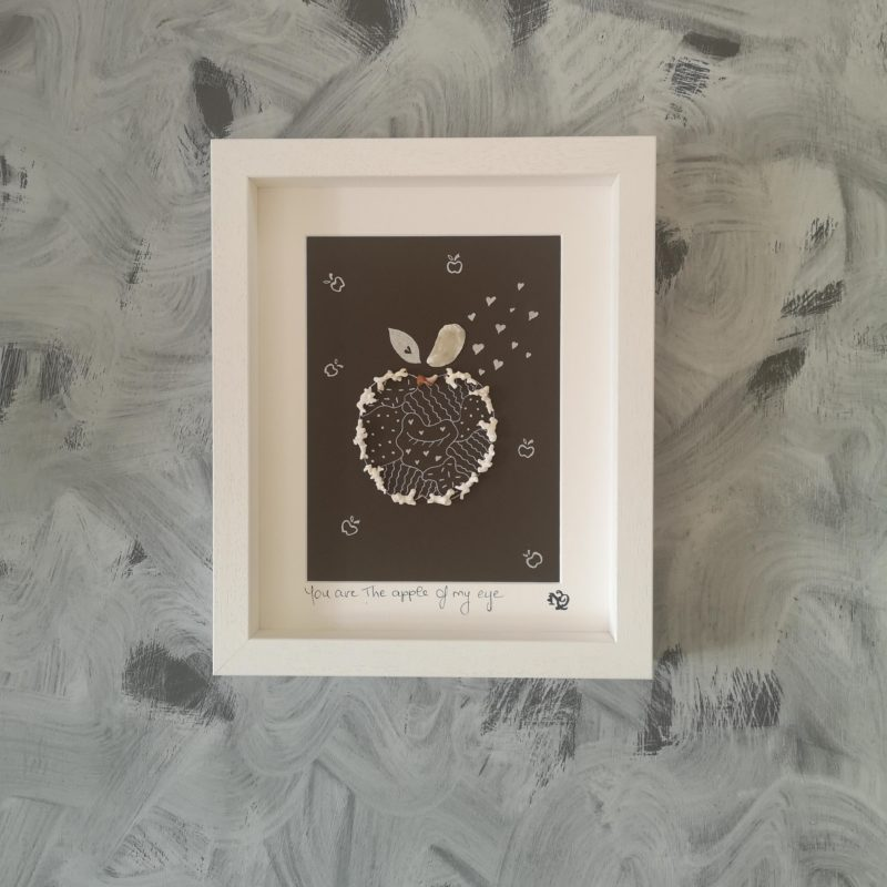 You are the apple of my eye | creative gifts