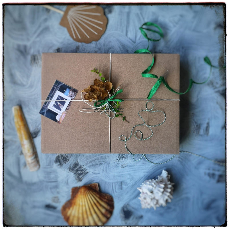 Naturally Quirky gift box